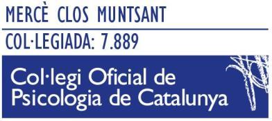 7889 - MERCÈ CLOS MUNTSANT