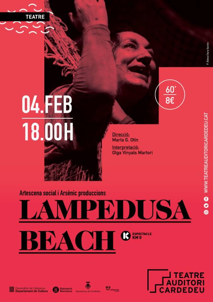 Lampedusa Beach a Cardedeu